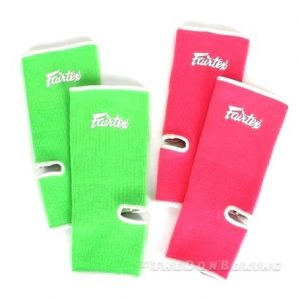 Fairtex ankle support Guards