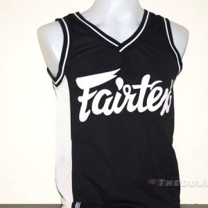 Basketball shirt Black and White