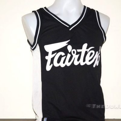 Basketball shirt Black and White
