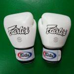 fairtex Gloves tight fit White