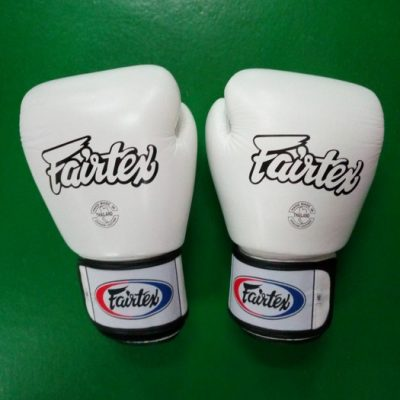 fairtex Gloves tight fit White