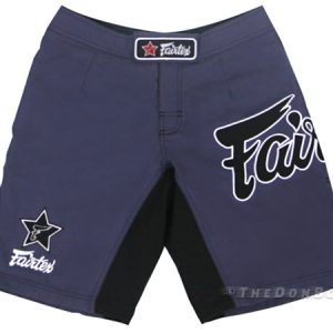 Fairtex purple MMA shorts