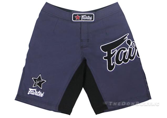 Fairtex purple MMA shorts