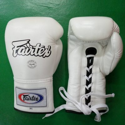 Fairtex sparring Gloves white BGL6