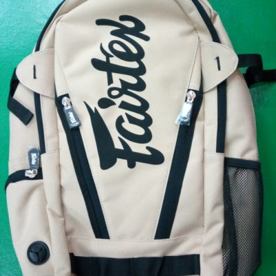 Fairtex gym bag Compact design - Desert BAG-8