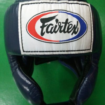 Headguard for Boxing sparring Blue-
