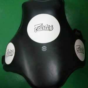Fairtex Trainers Vest made of Syntek Leather TV1