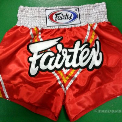 Muay Thai shorts Fairtex adidas inspired
