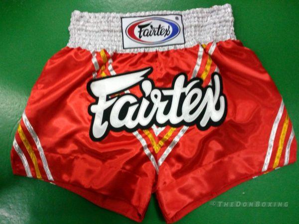 Muay Thai shorts Fairtex adidas inspired