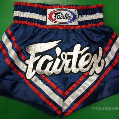 Muay thai shorts Stripes style Fairtex