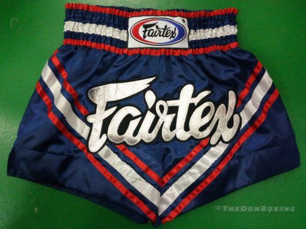 Muay thai shorts Stripes style Fairtex