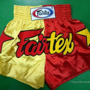 Fairtex Muay Thai Shorts Hot Star