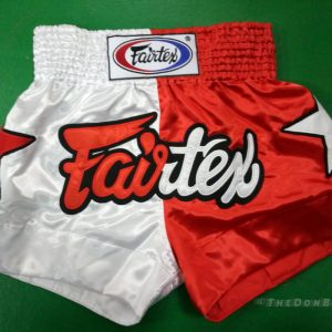 Star style fairtex Muay thai shorts