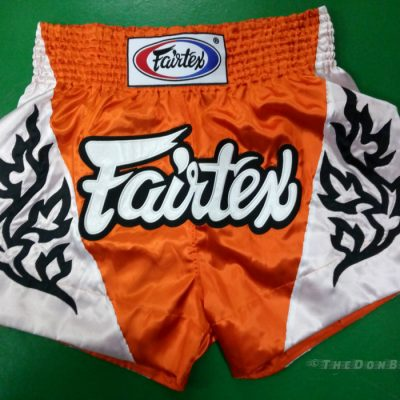 Fairtex Muay Thai Shorts (the african Lion)