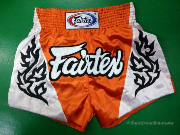 Fairtex Muay Thai Shorts (the african Lion)