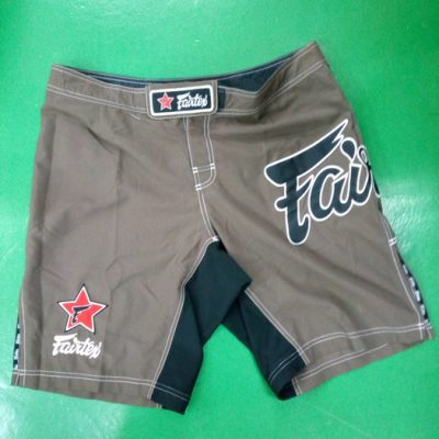 Fairtex board shorts Ready for war (AB1)