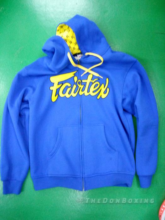 hooded sweatshirt Fairtex FHS5