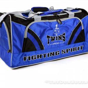 Twins Gym Bag Bag-2 Blue