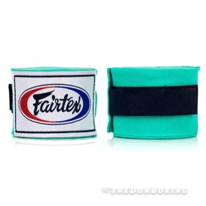 Mint Green Premium Cotton Boxing Hand Wraps HW2