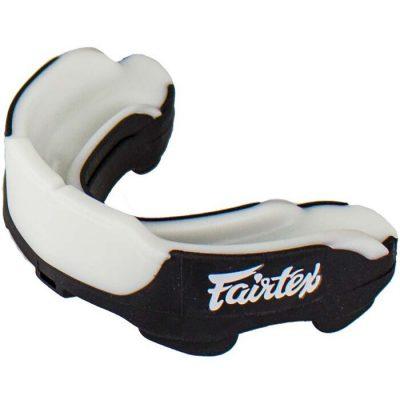 FAIRTEX Black and white MOUTHGUARD MG3